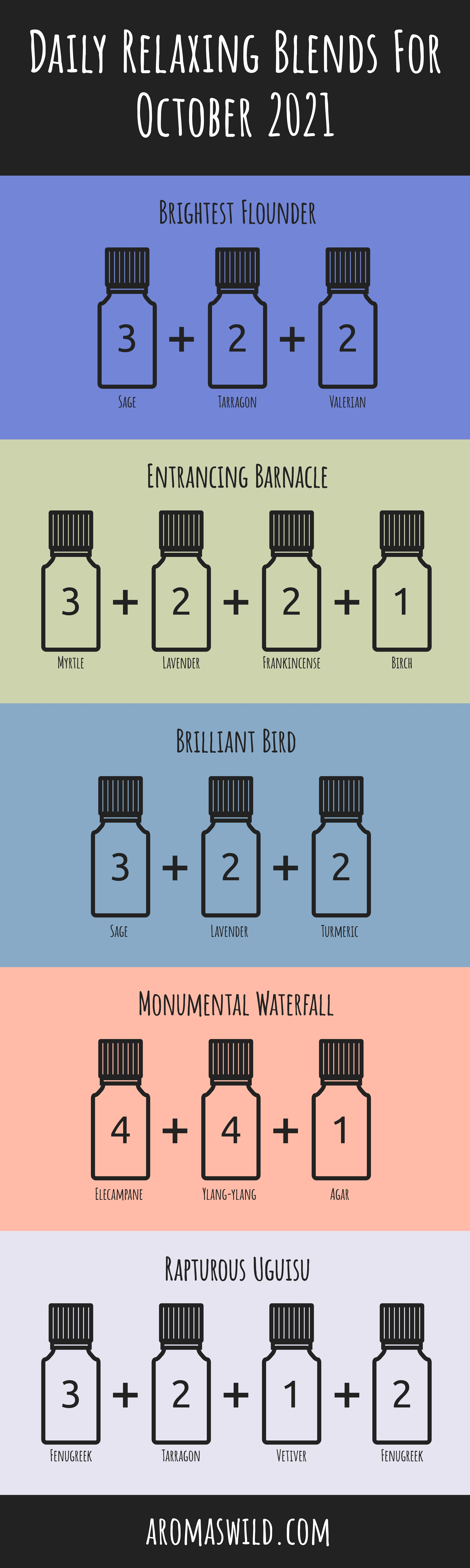 best essential oils for sleep and relaxation – Daily Relaxing Blends For 15 October 2021